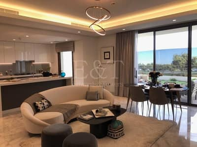 4 Bedroom Villa for Sale in Yas Island, Abu Dhabi - Motivated Seller - Corner 4F villa with golf view!