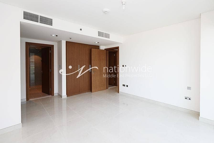 2 Sophisticated 2 BR w/ Partial Sea And Pool View In Al Bandar