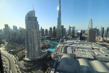 High Floor | Burj and Fountain View | Mid Unit