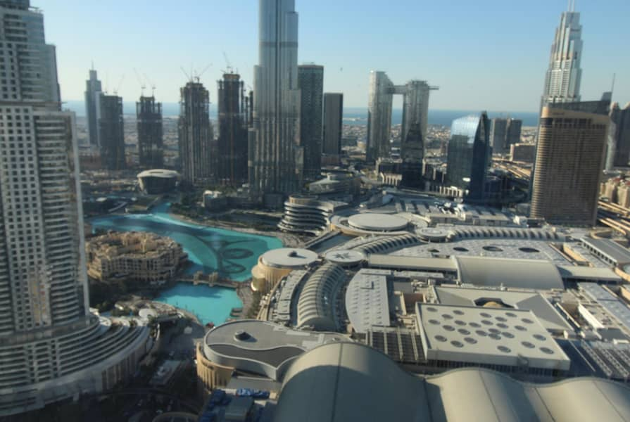 12 High Floor | Burj and Fountain View | Mid Unit
