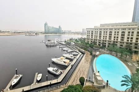 Beautiful 2 Bedrooms Facing Water Canal and Pool