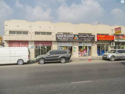 Shop for Rent in Industrial Area, Sharjah - 2 DOOR SHOP IN INDUSTRIAL AREA NO.3