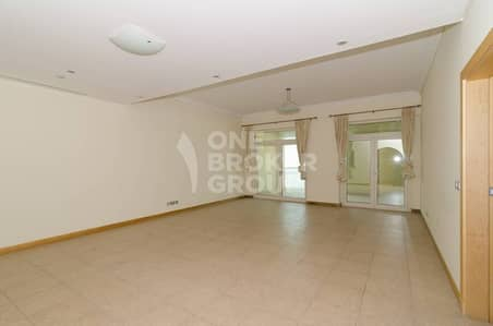 Spacious 2 BR+Maids Vacant