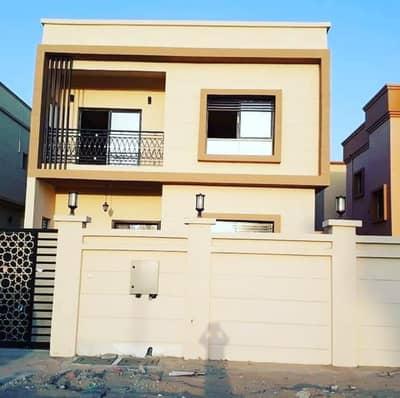 فیلا 5 غرف نوم للبيع في المويهات، عجمان - امتلك منزل احلامك مع فيلا جديده بمواصفات عاليه وسعر مغري قابل للتفاوض
