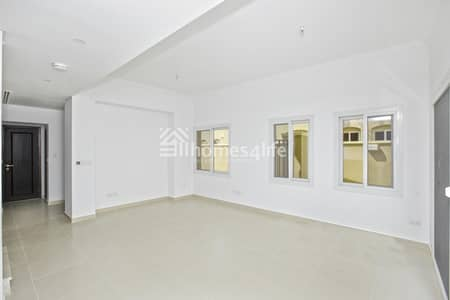 3 Bedroom Townhouse for Sale in Serena, Dubai - Cheapest Single Row Type B Ready to move
