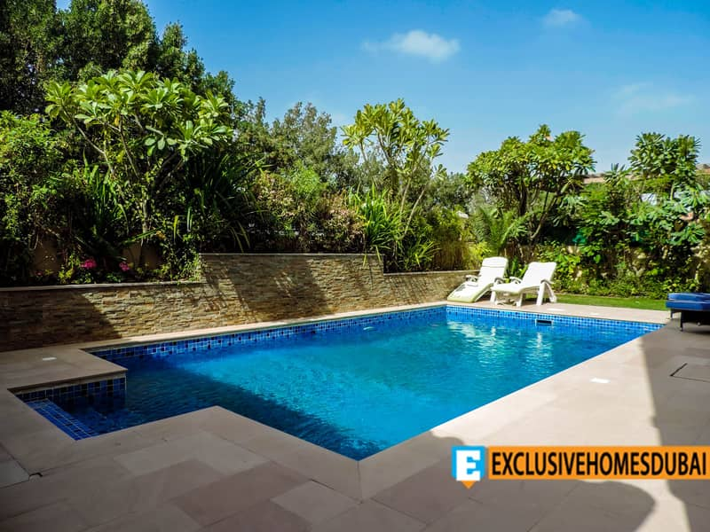 5 Bed + Maid   VOT   Mint Condition   Pool