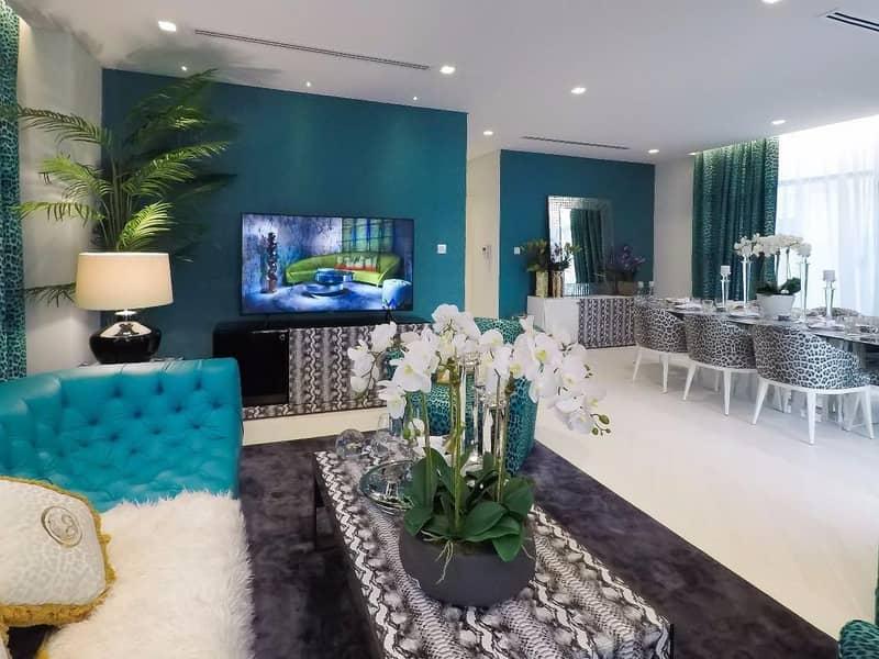 2 Few units left | Luxury Three Bedroom | Just Cavalli Villas