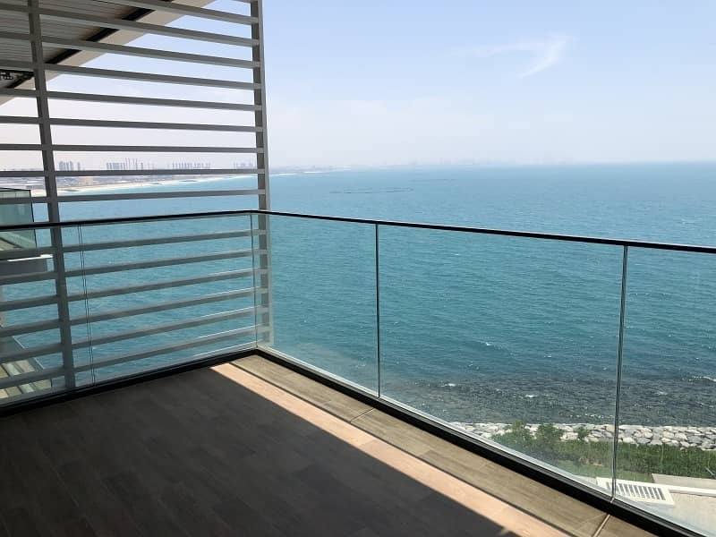 23 Stunning Full Sea View Contemporary 2 BR in Bluewaters