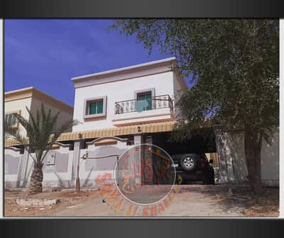 5 Bedroom Villa for Rent in Al Rawda, Ajman - Villa 6 master rooms for rent