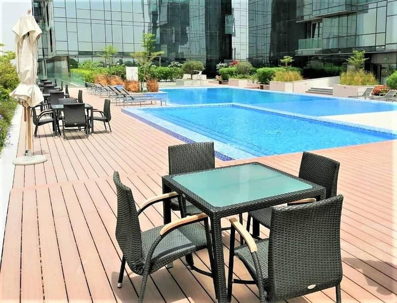 11 1 Bedroom Apartment near Dubai Festival City
