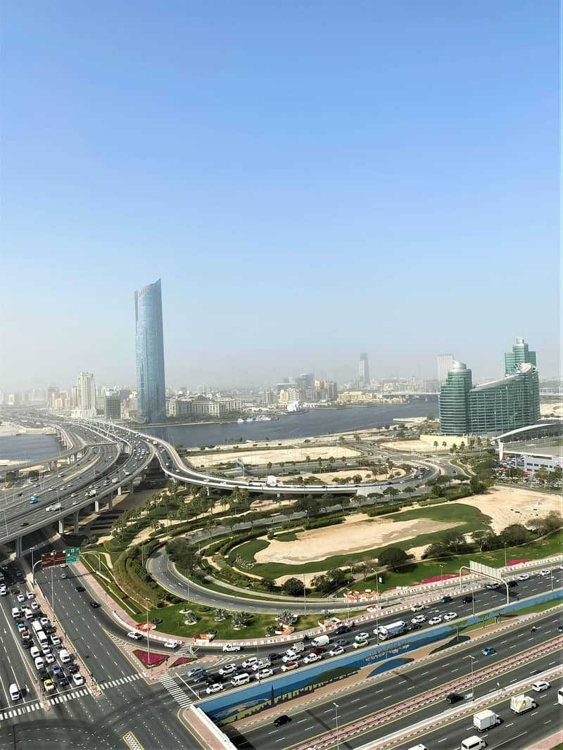 2 Bedroom Apartment near Dubai Festival City