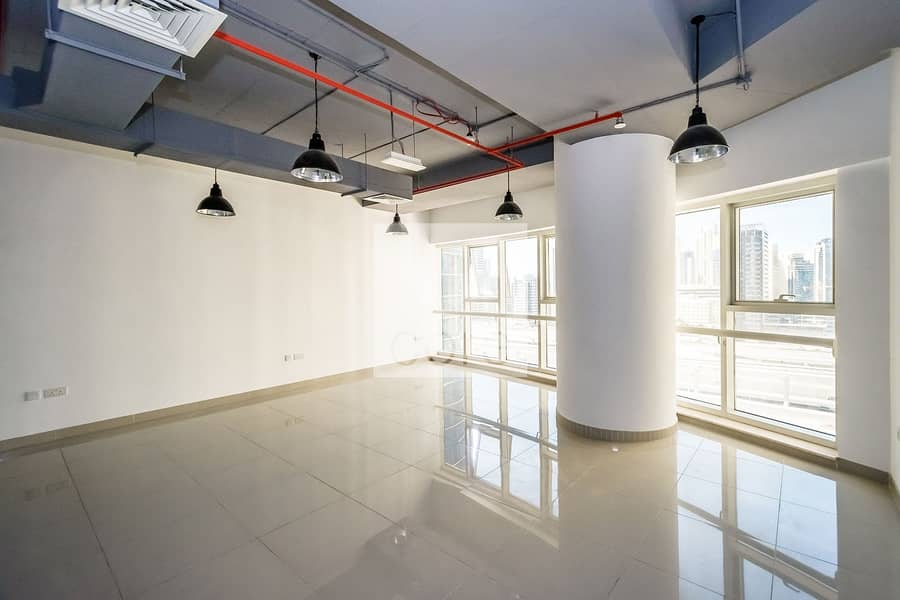2 Fitted Office   Open Plan   High Floor