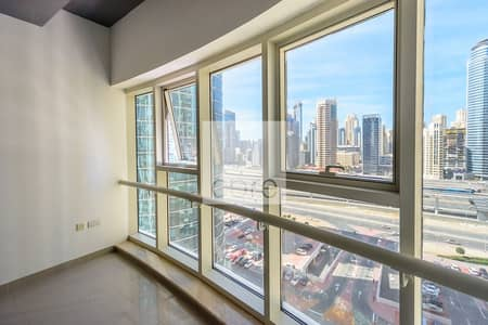 Office for Rent in Jumeirah Lake Towers (JLT), Dubai - Fitted Office | Open Plan | High Floor