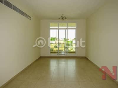 شقة 2 غرفة نوم للايجار في واحة دبي للسيليكون، دبي - Panoramic view 2BR + maid Room with Terrace balcony