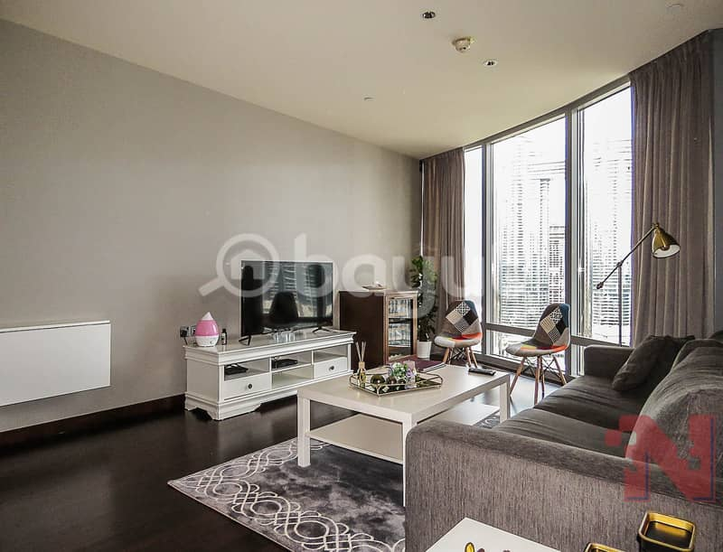 Alluringly Furnished 1 Bedroom  Breezy   Panoramic View