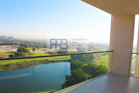 Golf Course View|3BHK+Maids Room|The Hills|JLT