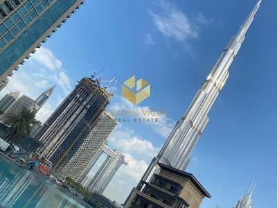 شقة 4 غرف نوم للبيع في وسط مدينة دبي، دبي - luxury 4 bedroom full fountain and Burj Khalifa