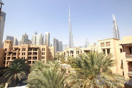 2 Bedroom Apartment for Sale in Old Town, Dubai - Burj Khalifa View | Two Bedroom | Reehan