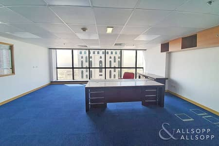 Office for Rent in Jumeirah Lake Towers (JLT), Dubai - High Floor | Partition | Ready to Move In
