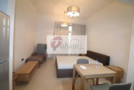 Studio for Rent in Al Furjan, Dubai - Pool View | Free Chiller|Fully Furnished