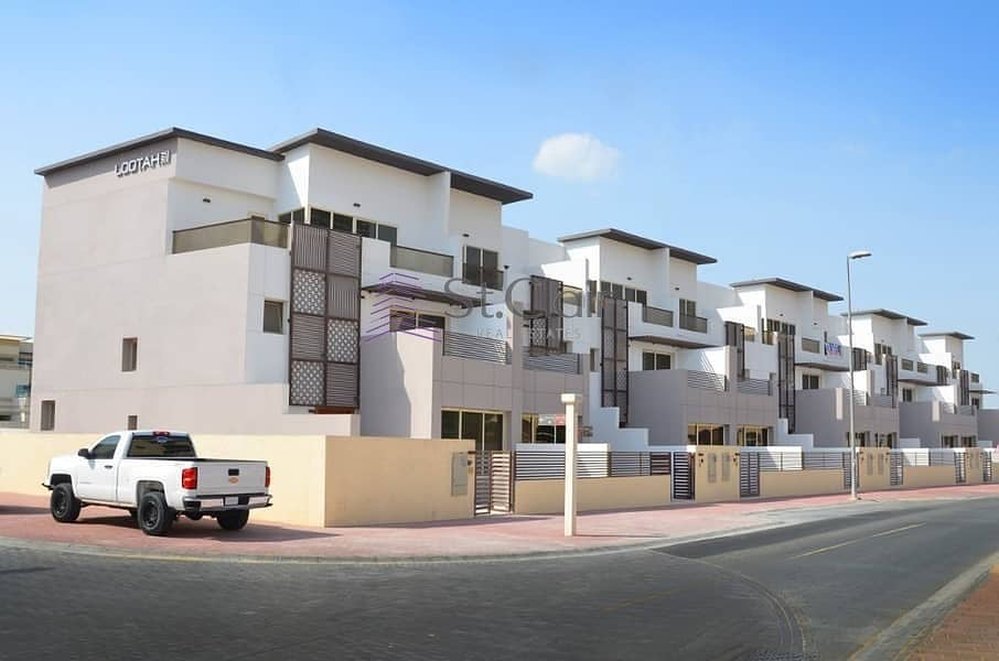 Brand New High End 3BR Town House in JVC