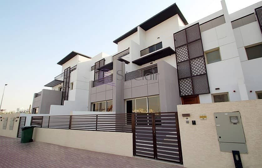 9 Brand New High End 3BR Town House in JVC