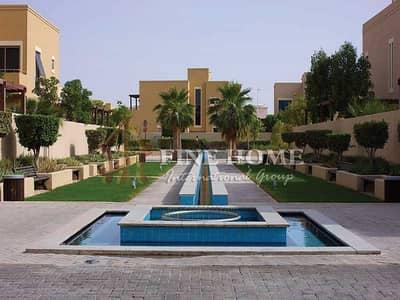 تاون هاوس 4 غرف نوم للبيع في حدائق الراحة، أبوظبي - 4 BR Townhouse + Private Pool in Yasmin
