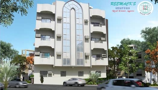 محل تجاري  للايجار في مويلح، الشارقة - 2 Doors Shop available on Main road in Muweilah