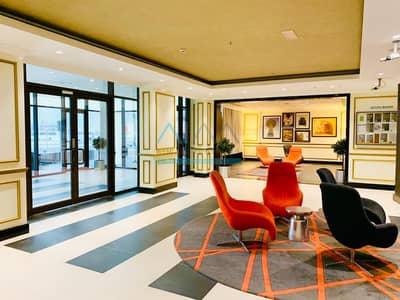 شقة 1 غرفة نوم للايجار في أرجان، دبي - HUGE CORNER FURNISHED 1BR WITH 4 BALCONIES  ONLY 45K