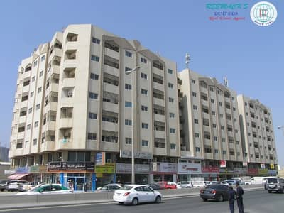 2 Bedroom Apartment for Rent in Industrial Area, Sharjah - 2 B/R HALL FLAT AVAILABLE IN INDUSTRIAL AREA NO. 1