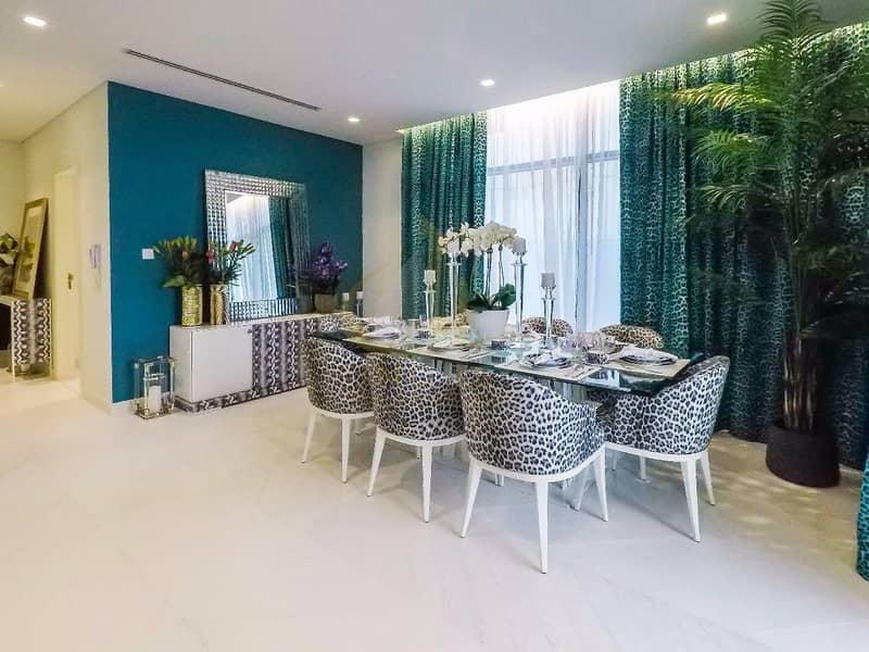 Few units left | Luxury Three Bedroom | Just Cavalli Villas