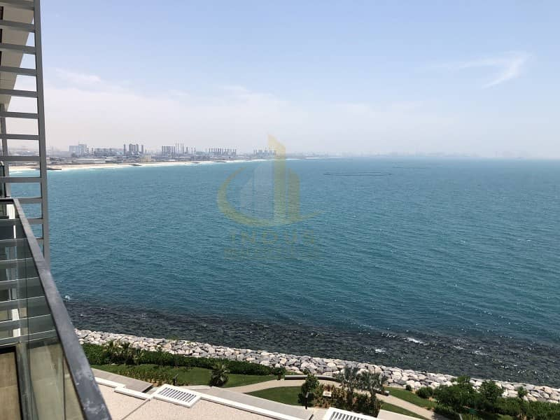 2 Stunning Full Sea View Contemporary 2 BR in Bluewaters