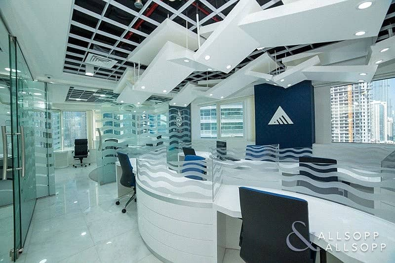 2 Luxury Fitted Office | Tenanted | 9.7% ROI