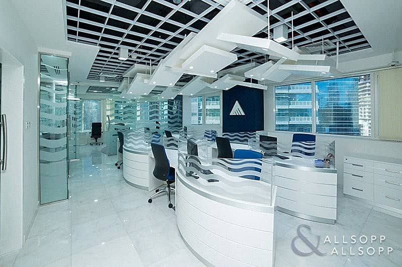 Luxury Fitted Office | Tenanted | 9.7% ROI