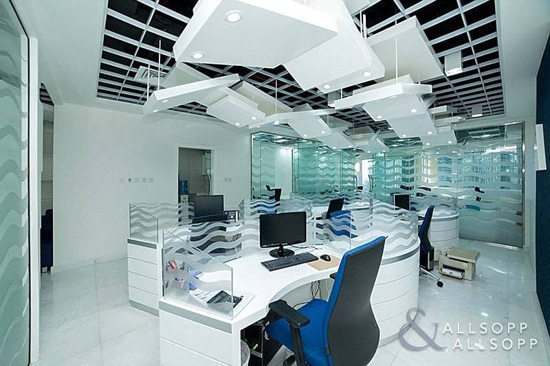10 Luxury Fitted Office | Tenanted | 9.7% ROI