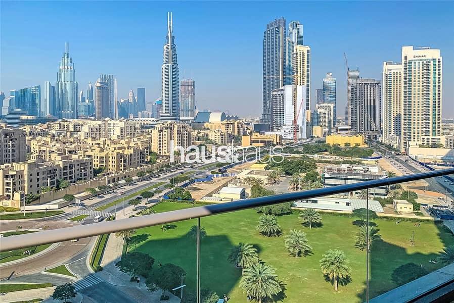 Burj Khalifa View| Large Layout| Vacant