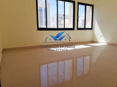Elegant Bright 02 BR Hall with Balcony I Central AC I Tawtheeq in Building at Muroor Road