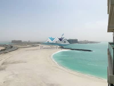2 Bedroom Apartment for Sale in Al Marjan Island, Ras Al Khaimah - Spectacular Sea View Duplex in Pacific