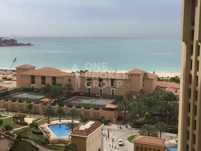 Fully Furnished 1 Bed Apt. with Sea View