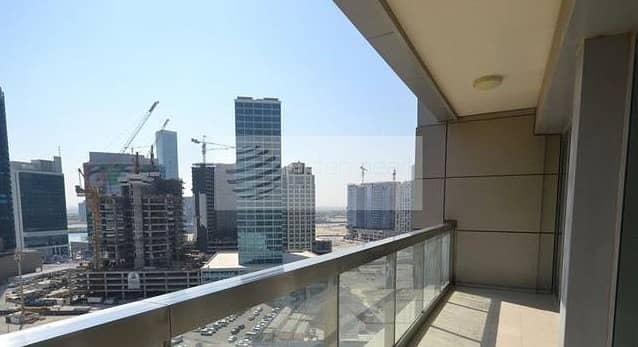 High Floor Great View 1 Bedroom with Large Balcony