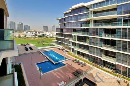 1 Bedroom Flat for Sale in DAMAC Hills (Akoya by DAMAC), Dubai - One Bed | Fully Furnished | Modern Finish