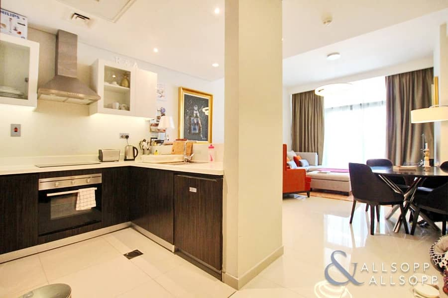 2 One Bed | Fully Furnished | Modern Finish