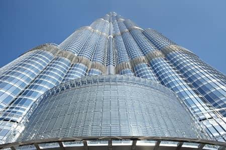 شقة في برج خليفة وسط مدينة دبي 2 غرف 235000 درهم - 4529774