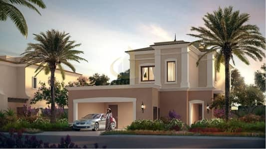 فیلا 5 غرف نوم للبيع في دبي لاند، دبي - Villanova La Quinta Single Row Park Facing Ready to Move in by June