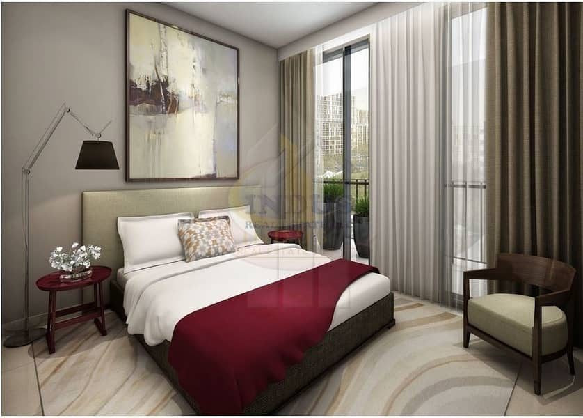2 Bedroom + Maid's Room | Brand New Residential Building