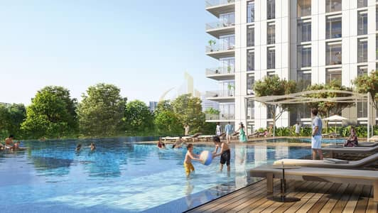 3 Bedroom Flat for Sale in Dubai Hills Estate, Dubai - 40% in 3-Year Post-Handover at Green Square