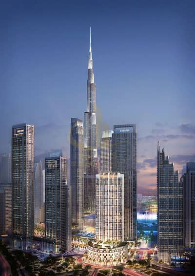 1 Bedroom Flat for Sale in Downtown Dubai, Dubai - Burj Crown Offers 50% Discount on DLD Fees