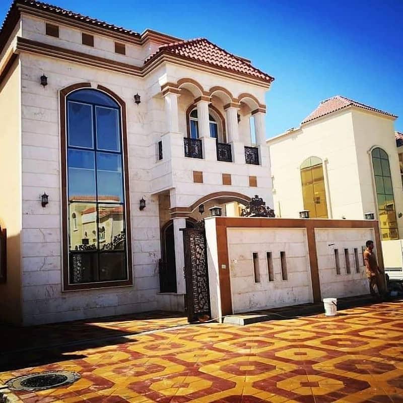 VIP finishing villa good In Ajman European design