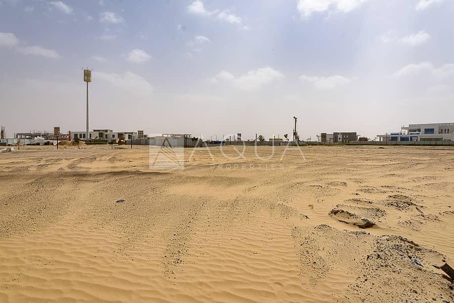 Plot In Dubai's Number One Villa Community