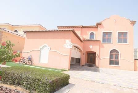 فیلا 4 غرف نوم للايجار في عقارات جميرا للجولف، دبي - Orange Lake I Golf course View I Private pool